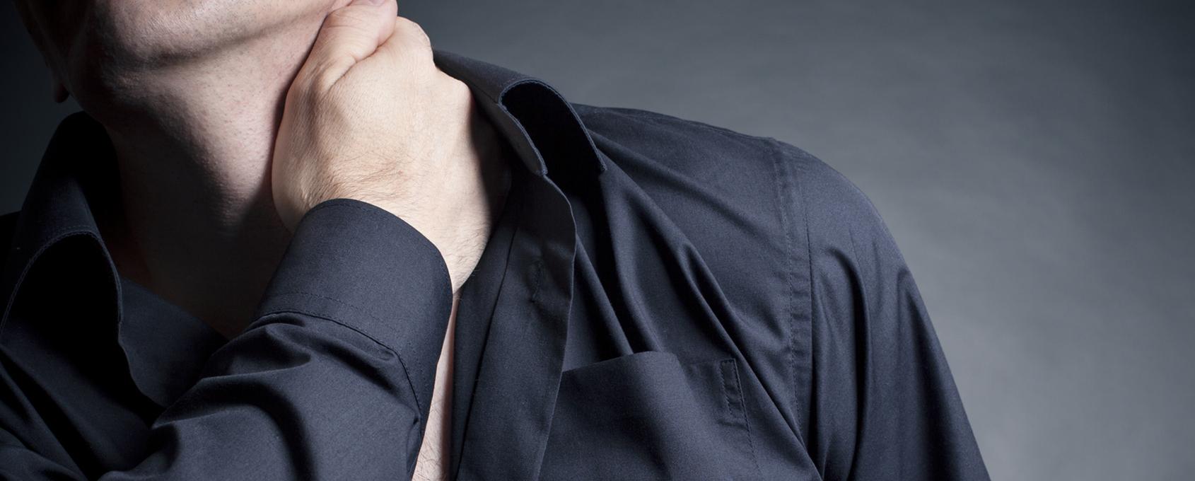 RSI, schouder- en rugklachten